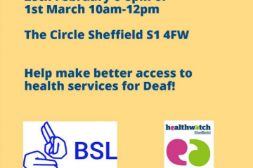 BSL poster