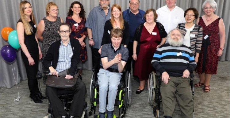 Volunteers in the Test bed Advisory Group