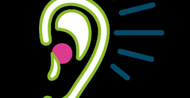 Hearing impairment graphic