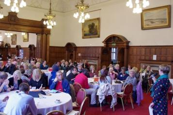 People at Adult Social Care event Nov 2015