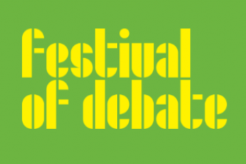 Logo: Festival of debate