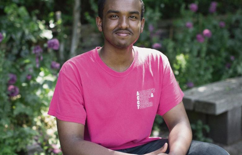 A Healthwatch volunteer